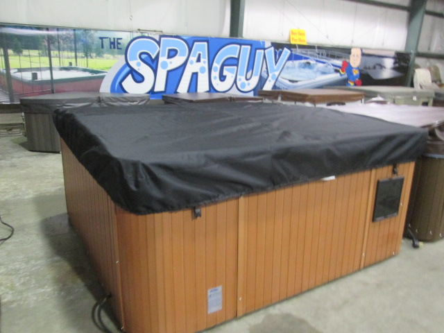 colored spa covercap oversized with dimensions over 96 x 96 free shipping - Hot Tub Covers